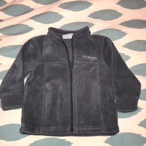 Baby Columbia fleece jacket